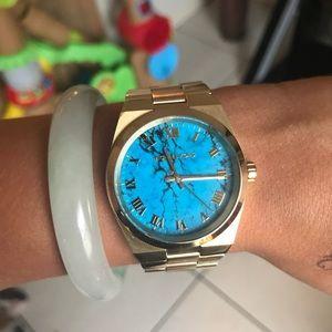Mk blue watch like new